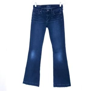 Lucky Brand Jeans Brooke Flare Low Size 0 (26x33)